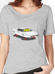 1976 Lotus Esprit - Slight Water Damage Women's Relaxed Fit T-Shirt