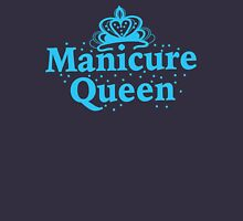 Manicure QUEEN Womens Fitted T-Shirt