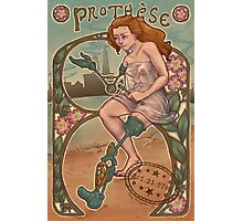 Prothese Photographic Print