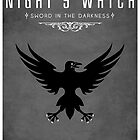 Night&#x27;s Watch by liquidsouldes