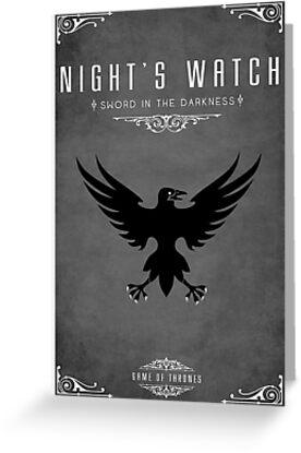 Night's Watch by liquidsouldes