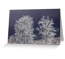 Stille Nacht (Silent Night) Greeting Card
