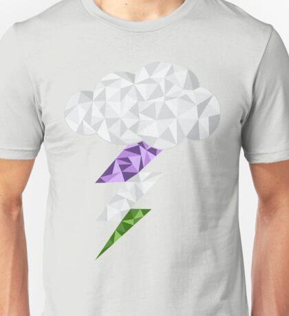 Gender Queer Storm Cloud Unisex T-Shirt