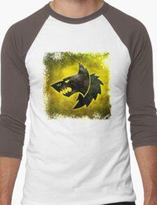 Wolf Icon Men's Baseball ¾ T-Shirt