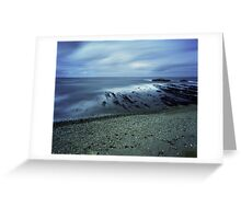 """Quietude"" ∞ Mimosa Rocks, NSW - Australia Greeting Card"