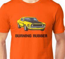 Burning Rubber Unisex T-Shirt