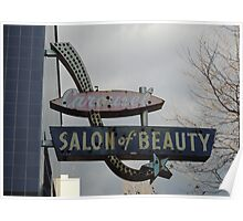 The Old Neon Signs...... Poster