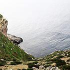Rocky Cliffs, Coastline, Malta by Jane McDougall