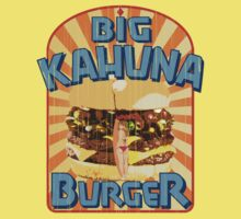 Big Kahuna Burger by theycutthepower