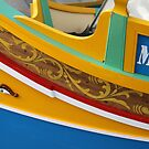 Fishing Boat Can Sea Through it's Little Eye by Jane McDougall