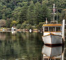 Patonga Creek Trawler by Jason Ruth