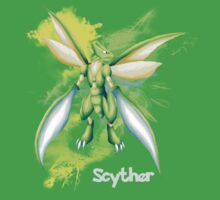 Scyther Shirt Kids Clothes