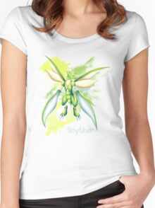 Scyther Shirt Women's Fitted Scoop T-Shirt