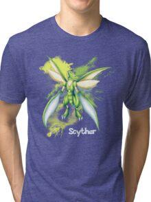 Scyther Shirt Tri-blend T-Shirt