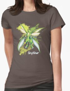 Scyther Shirt Womens Fitted T-Shirt