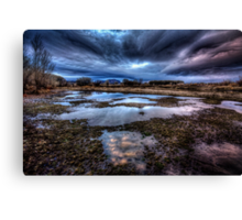 Wicked Calm Canvas Print