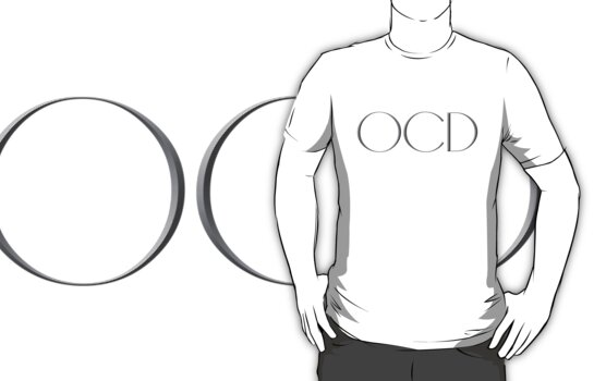 OCD by Benjamin Whealing