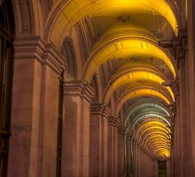 Post Office tunnel by Andrew Dickman