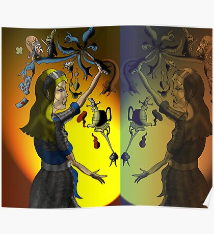 Alice in Wonderland Part 2 Poster