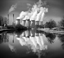 Ferrybridge by Colin J Williams Photography