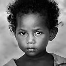 Fiji boy by Hans Kawitzki