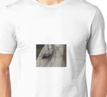 Trust only the eyes of an animal Unisex T-Shirt
