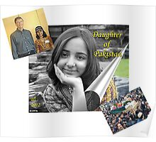 Arfa Karim (Microsoft's youngest professional) Poster