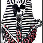 the mummy pharoh by Naguib2011