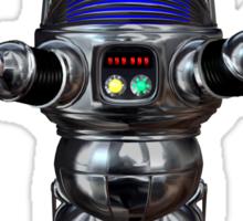 Robbie Robot Sticker Sticker