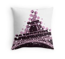 Landmark Three Throw Pillow