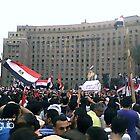 tahrir square by Naguib2011