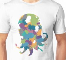 Groovy Squid Unisex T-Shirt