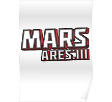 MARS ARES:III Poster