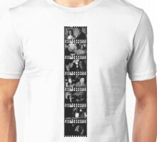 Seth and Kate (scenes bnw/white) Unisex T-Shirt