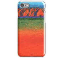 Uluru Australis iPhone Case/Skin