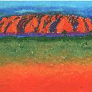 Uluru Australis by SpottiClogg