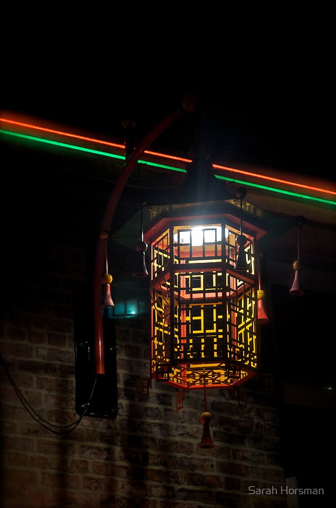 China town Newcastle by Sarah Horsman