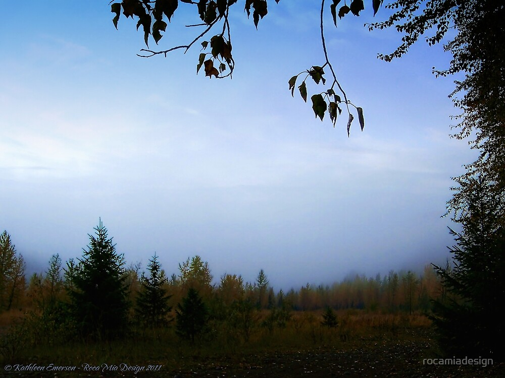 My October (Great Northern Flats, Montana, USA) by rocamiadesign