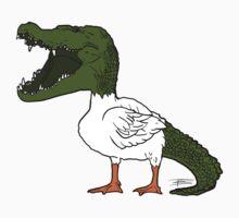 Crocoduck Kids Clothes