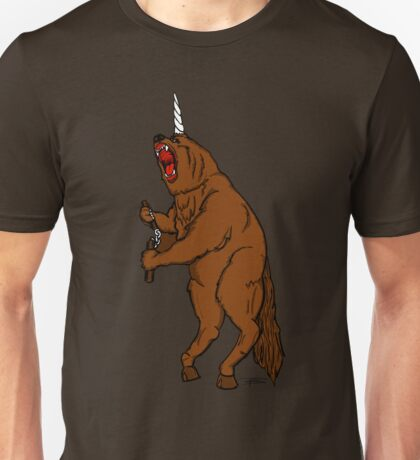 Grizzlycorn Unisex T-Shirt