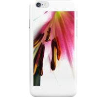 Lily Up Close iPhone Case/Skin