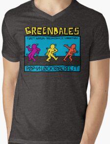Pop and Locktoberfest  Mens V-Neck T-Shirt