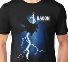 Bacon: The Pork Knight Returns Unisex T-Shirt