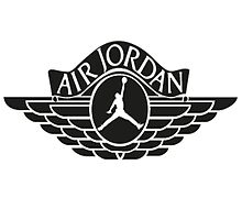 Air Jordan Logo 2 by RockyThaDesigna