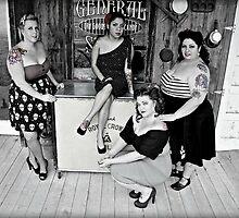Girls Next Door by wahumom