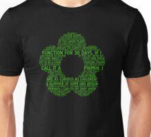 Pikmin Typography T-Shirt