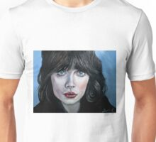 Zooey Deschanel Unisex T-Shirt