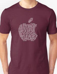 Apple Typography T-Shirt