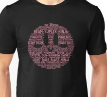 Kirby Typography Unisex T-Shirt