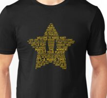 Mario Typography T-Shirt